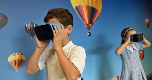 3 Hal Penting Sebelum Mengizinkan Anak Menggunakan Virtual Reality