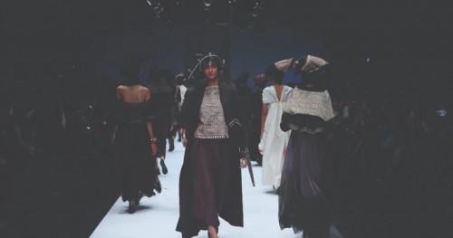 4 Desainer Kesatria di Puncak Acara Dewi Fashion Knights