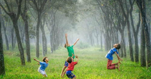 5 Manfaat Bermain di Luar Rumah Bagi Anak-Anak