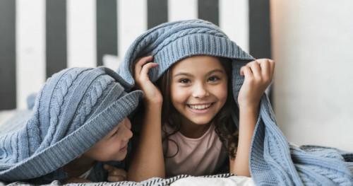5 Tips Ciptakan Kamar Tidur Ideal untuk Anak