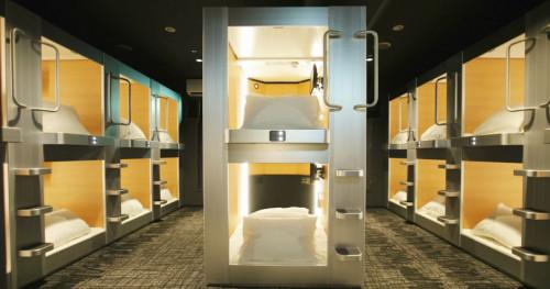 6 Rekomendasi Hotel Kapsul Mewah di Jepang