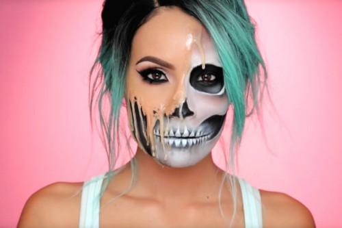 6 Video Inspirasi Makeup Halloween Kreatif dan Menyeramkan—Seru Untuk Disimak!