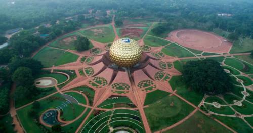 Auroville, Kota Ketenangan Batin di India