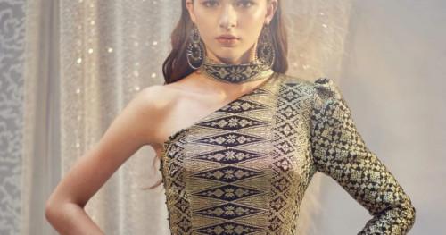 Ayumi: Perkenalkan Songket Minang di Ajang New York Fashion Week 2020