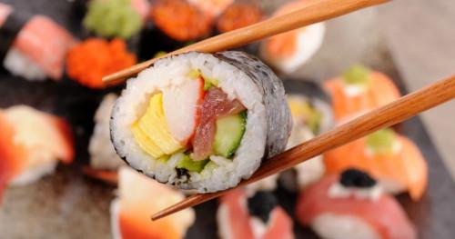 Berapa Takaran yang Aman Mengonsumsi Sushi dalam Seminggu?