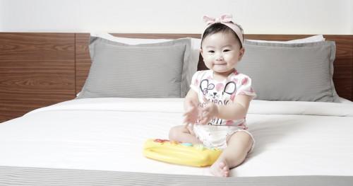 Cara Melatih Bayi Untuk Siap Duduk