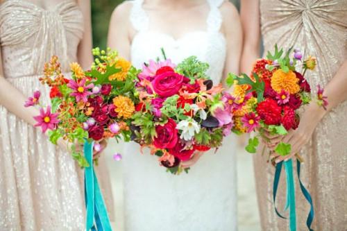 Cari Tahu Arti di Balik Pilihan Warna Tema Pesta Pernikahan Anda