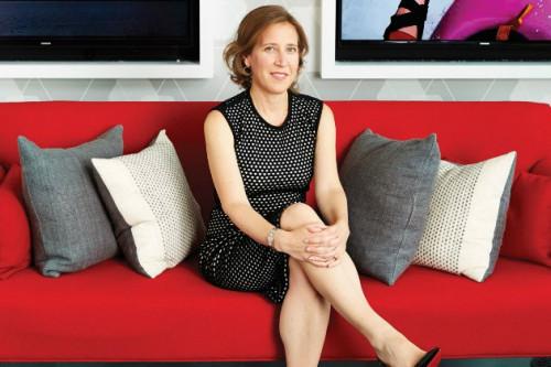 CEO YouTube, Susan Wojcicki, Berbagi Tip Suksesnya Dalam Berkarier Sekaligus Menjadi Ibu