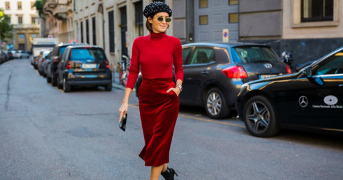Chic Red for Christmas