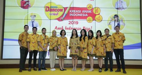 DANCOW Kreasi Anak Indonesia, Sebuah Apresiasi dari DANCOW FortiGro untuk Anak-anak Indonesia