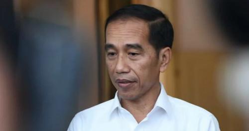 Dilantik, Presiden Joko Widodo Umumkan Nama-Nama Menteri Senin Pagi