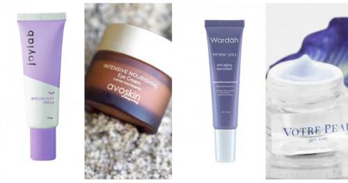 Tak Selalu Mahal, Ini Dia Pilihan Eye Cream Terbaik di Bawah IDR 150 Ribu