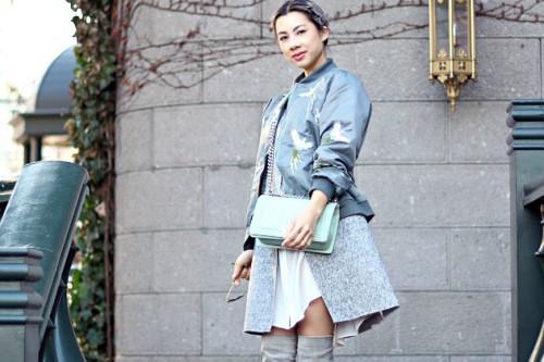 Fashion Blogger Jennifer Bachdim Curi Perhatian Lewat Penampilan Kerennya. Intip, Yuk!