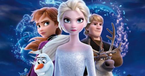 'FROZEN 2' Petualangan Semakin Seru dan Masa Lalu Kekuatan Sihir Elsa Akhirnya Terungkap