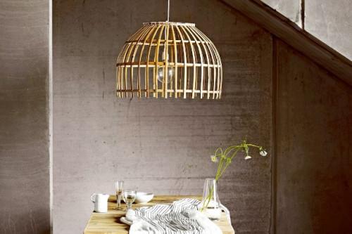 Fungsikan Lampu Rotan Pada Hunian Untuk Ciptakan Konsep Natural Modern. Ini Inspirasi Kerennya!
