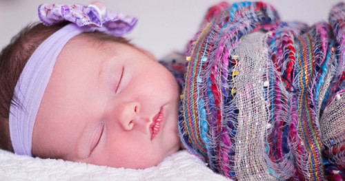 Garis Biru Pada Hidung Menandakan Bayi Alergi Terhadap Gula