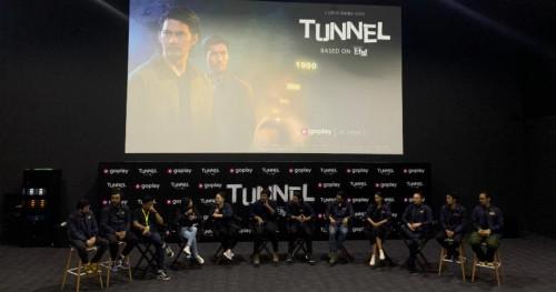GoPlay Adaptasi Drama 'Tunnel' Asal Korea Selatan