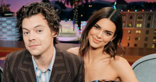 Kembali Bertemu di Acara Talkshow, Foto-Foto Lama Kendall Jenner dan Harry Styles Saat Masih Pacaran Muncul Lagi