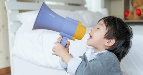 Hati-hati, 5 Hal Ini Bisa Membuat Anak Terlambat Bicara