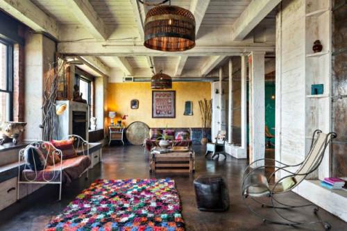 Implementasi Gaya Interior Industrial Untuk Semua Ruangan Di Rumah Anda