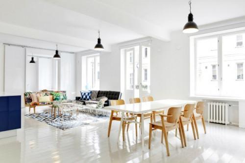 Ingin Menerapkan Gaya Desain Interior Skandinavia? Perhatikan 6 Cirinya!