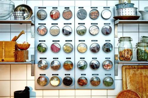 Inilah 5 Ide Mudah dan Kreatif Untuk Menata Dapur Agar Selalu Bersih