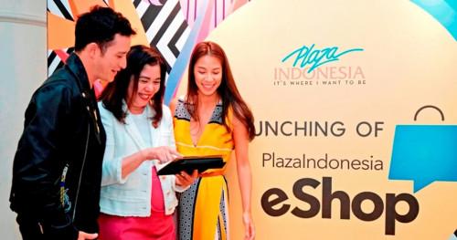 Inovasi Belanja Mudah dengan E-Shop Plaza Indonesia