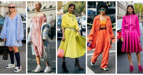 Inspirasi Gaya Musim Semi dari Street Style