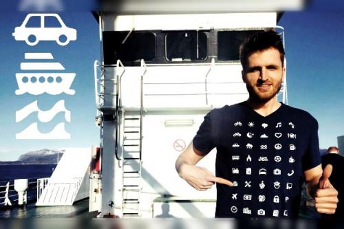Kaus Bergambar 40 Ikon Ini Dapat 'Berbicara' Dalam Seluruh Bahasa