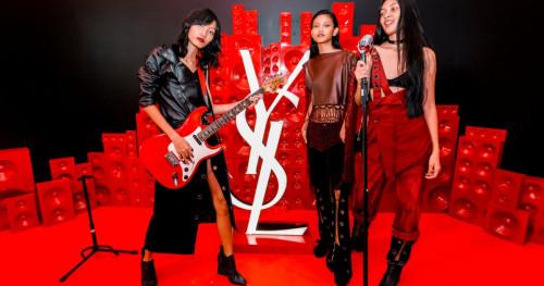 Kemeriahan Pesta YSL Beauty Club