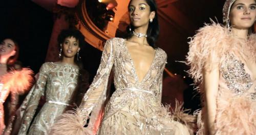 Kilas Balik Tren Haute Couture Spring 2018