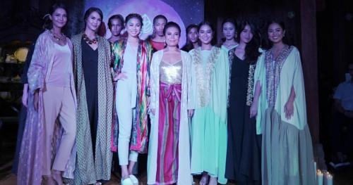Koleksi Robe Elegan Rancangan Desainer Dubai