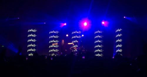 Konser Pertama di Indonesia, Greyson Chance Sukses Habiskan Suara Penggemar