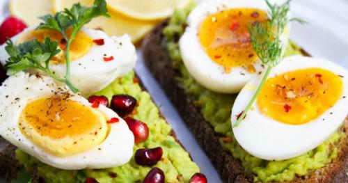 Kuning Telur: Rahasia Sehat Awet Muda