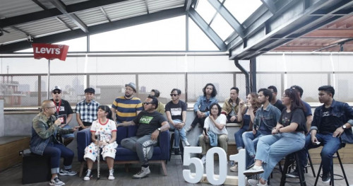 Levi's® Band Hunt: Wadah Penikmat Musik untuk Unjuk Kreativitas