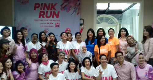 Love Pink Targetkan Indonesia Goes to Pink