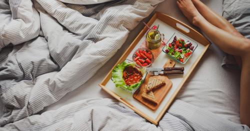 Makanan yang Sebabkan Anda Susah Tidur