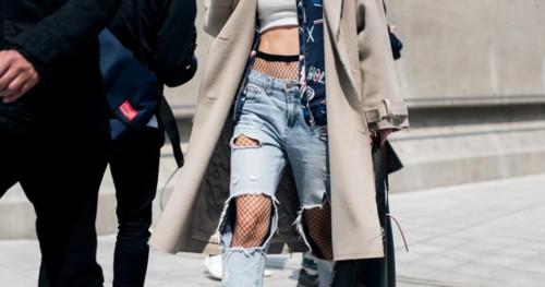 Maksimalkan Penampilan dengan Ripped Jeans