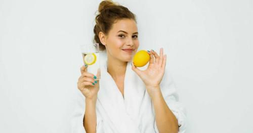 Sejumlah Manfaat Air Lemon untuk Buat Wajah Tampil Lebih Cantik dan Menawan