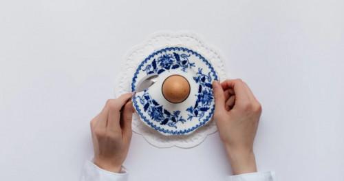 Ingin Dapatkan Protein? Makan Saja Telur Rebus