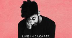Bruno Major Gelar Konser di Jakarta