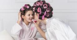 Jangan Sembarangan, Perhatikan 3 Hal Ini Saat Mengaplikasikan Makeup pada Anak
