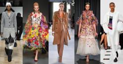 Koleksi Terbaik dari London Fashion Week Spring/ Summer 2019