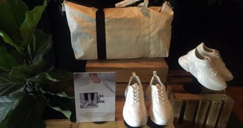 Menyambut Hari Bumi, PEDRO Rilis Sepatu dan Tas yang Terbuat dari Kertas