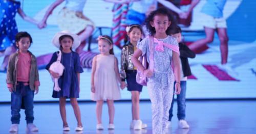 "Dukung Si Kecil Bebas Berekspresi, Mothercare Pamerkan Koleksi ""Let Kids be Kids"" di Fashion Nation 2020"