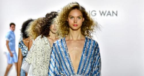 New York Fashion Week Spring Summer 2020: Cerah dan Segar