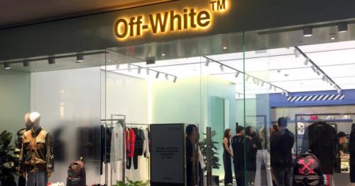 Label Mode Kekinian Off-White Resmi Buka Toko Pertama di Jakarta