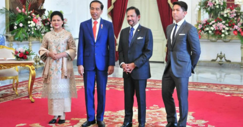 Sukses Jadi Sorotan, Inilah Para Sosok Berjasa di Balik Penampilan Memukau Iriana Jokowi Saat Pelantikan Presiden