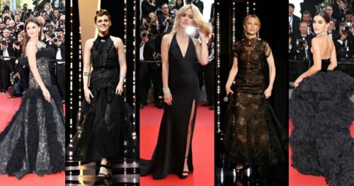 Parade Karpet Merah Cannes Film Festival – Day 1