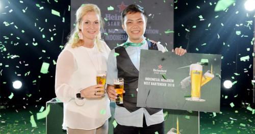 Pencarian Bartender Terbaik Versi Heineken
